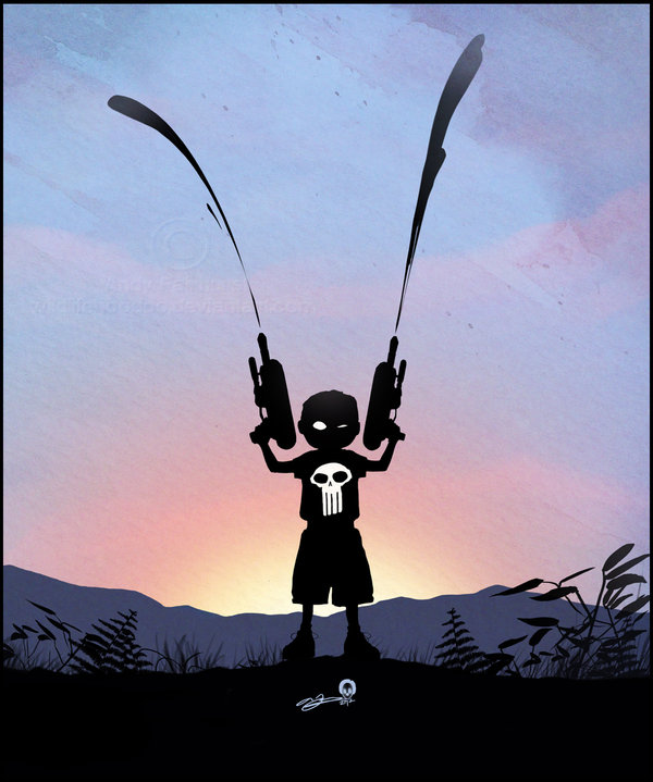 Superhero Kids by Andy Fairhurst